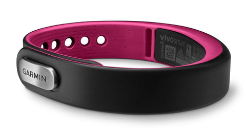 Garmin Vivosmart Bluetooth Fitness Band Small 010-01317-03 (Berry)