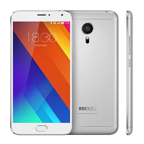 Meizu MX 5 Pro Dual 32GB 4G LTE Silver White Unlocked (CN Version)