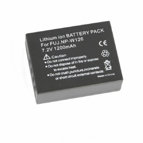 Generic NP-W126 Battery for Fuji