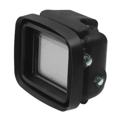 Big Balance MS3 GoPro Shade for GoPro Hero 4 Black / 3+ / 3 GoPro Shade Standard Housing with LCD BacPac (Black)
