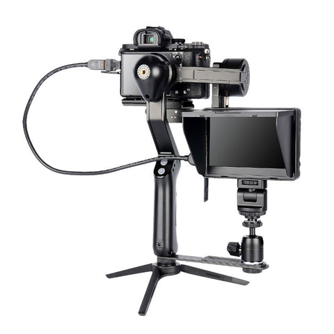 Big Balance 2-Axis Handheld Gimbal GN1 Plus for Mirrorless Camera 2-way Turning (up & down)