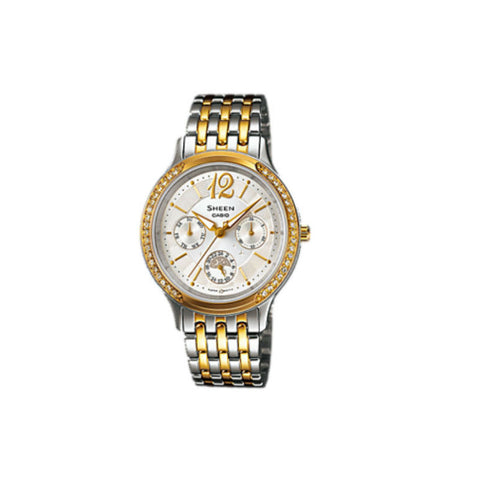 Casio Sheen SHE-3030SG7A Watch (New with Tags)