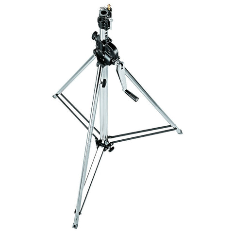 Manfrotto 083NW Two Section Wind Up Stand with Leveling Leg