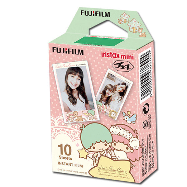 Fuji Mini Film (Little Twin Stars) Photo Paper