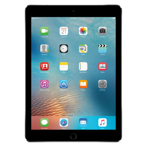 "Apple iPad Pro 12.9"" 256GB 4G LTE Space Gray"
