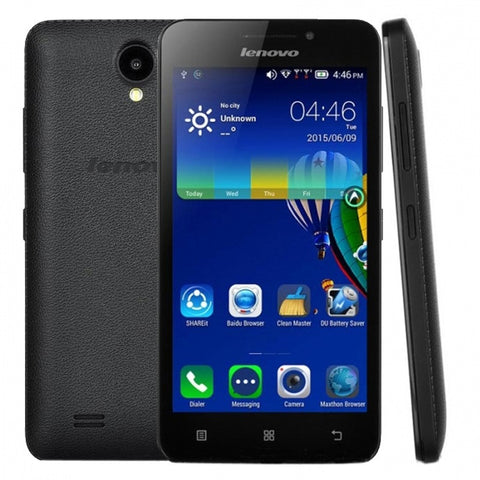 Lenovo A3600 Dual 4GB 4G LTE Black Unlocked
