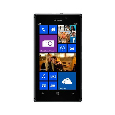 Nokia Lumia 925 16GB 4G LTE Black Unlocked