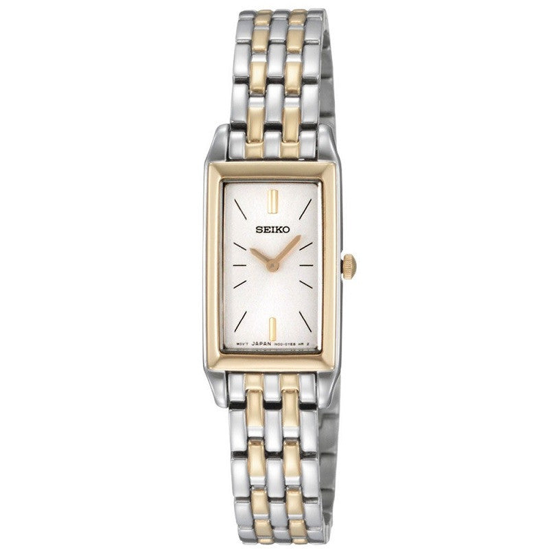 Seiko Dress Quartz SUJF76 Watch (New With Tags)