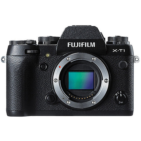 Fujifilm X-T1 Mirrorless Body Black Digital Camera