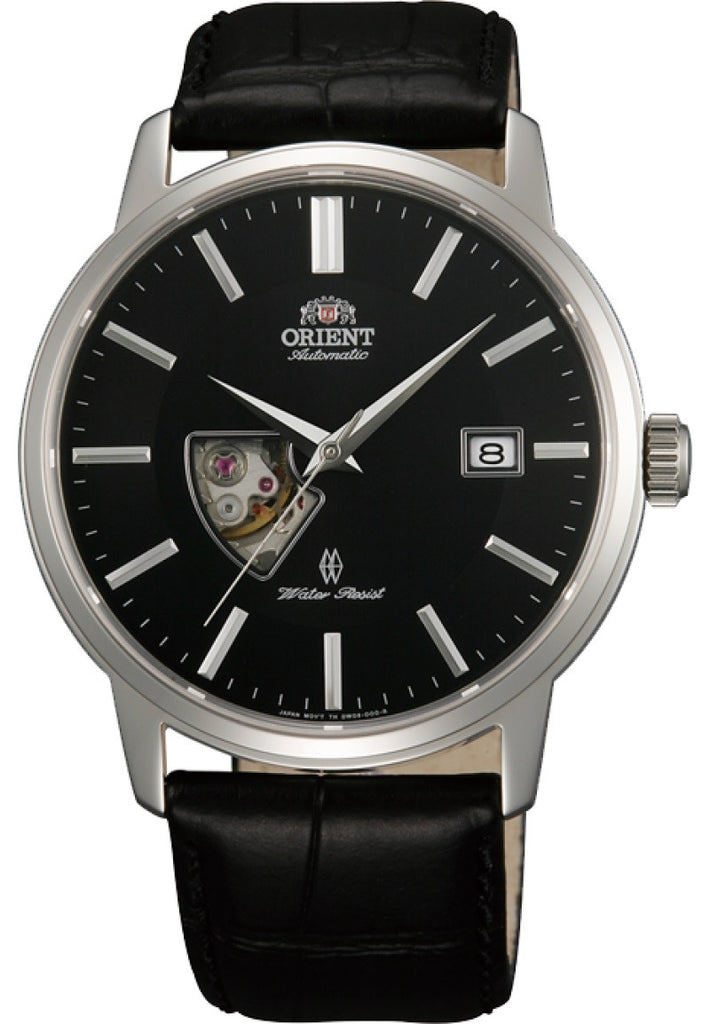 Orient Eminence Semi Skeleton Automatic SDW08004B0 Watch (New with Tags)