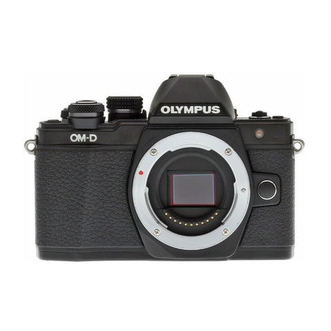 Olympus OM-D E-M10 II Body Black Digital Camera
