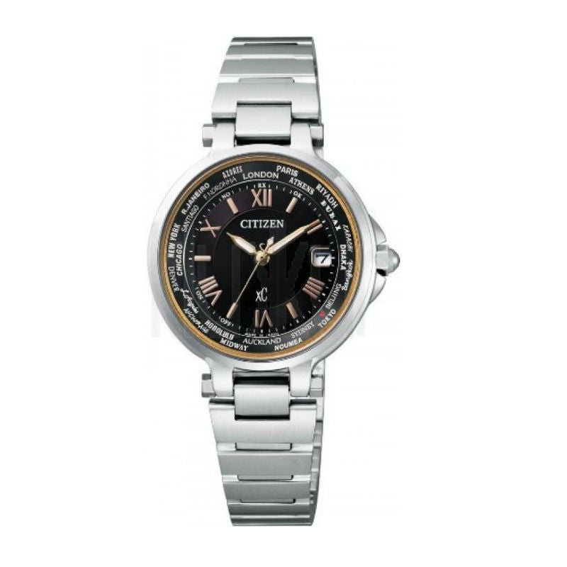 Citizen Eco-Drive Atomic Radio EC1010-57X XC  Watch (New with Tags)