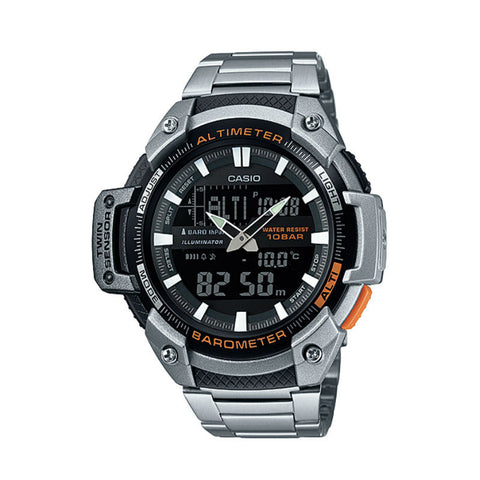 Casio Twin Sensor SGW-450HD-1B Watch (New with Tags)