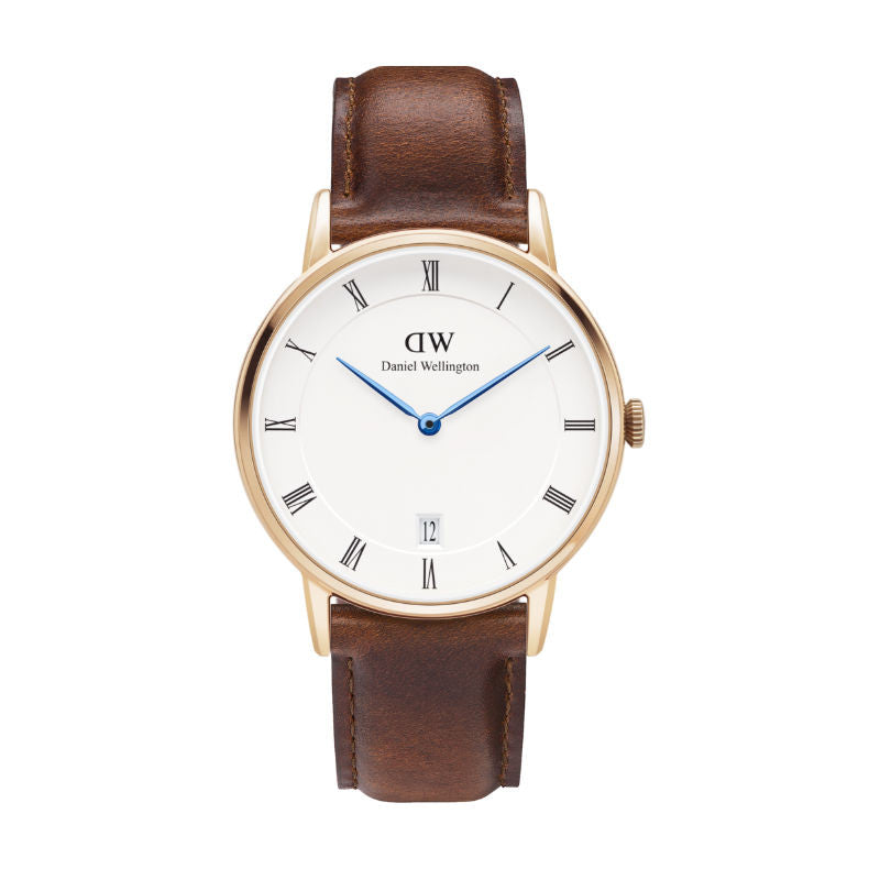 Daniel Wellington Dapper St. Mawes  DW00100091 Watch (New with Tags)