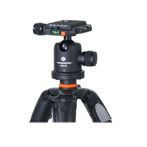 Vanguard SBH-50 Ball Head (Black)