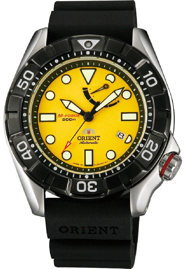 Orient M-Force Air Diver SEL03005Y0 Watch (New with Tags)