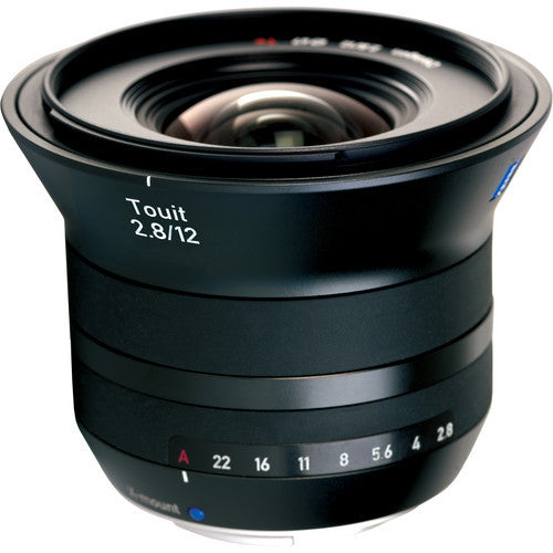 Carl Zeiss Touit 2.8/12mm Distagon T* for Fuji X Lens