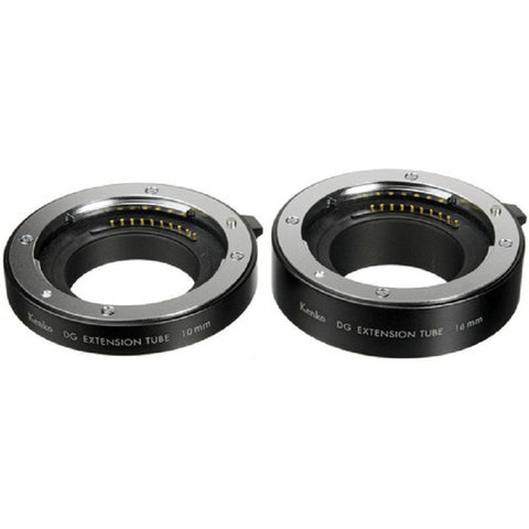 Kenko Auto Extension Tube Set DG for Sony E-mount Lens