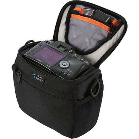 Vanguard Oslo 15BK Shoulder Camera Bag (Black)