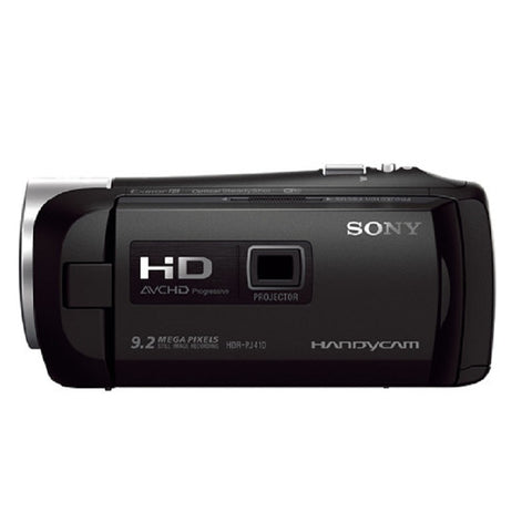 Sony HDR-PJ410 HD Handycam Black with Built-in Projector