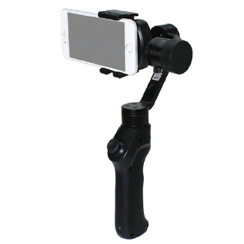 Big Balance Husky HY3M Plus 3-Axis Handheld Gimbal with Tilt Function for Smartphone and GoPro