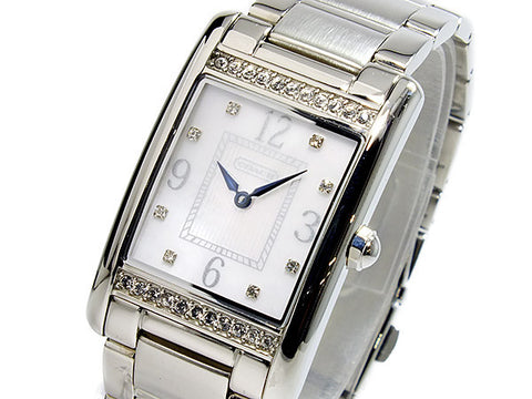 Coach Lexington Quartz 14501816 Watch (New with Tags)