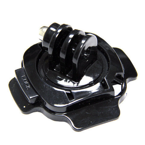 Maximal Power CA GP Helmet Mount 360 Degrees Rotation for GoPro