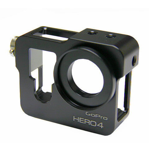 Maximal Power CA GP Metal Rugged Case for GoPro (Black)