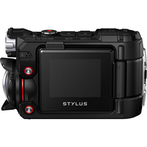 Olympus Stylus Tough TG-Tracker Black Action Camera