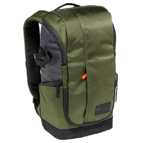 Manfrotto Street Camera and Laptop MB MS-BP-GR Backpack for CSC (Green/Gray)