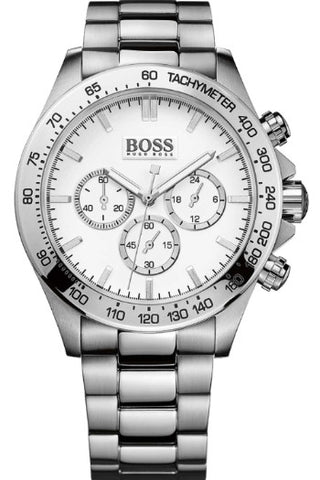 Hugo Boss Black Analog Chronograph 1512962 Watch (New with Tags)