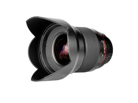 Samyang 16mm T2.2 ED AS UMC CS VDSLR Lens (Sony A-Mount)