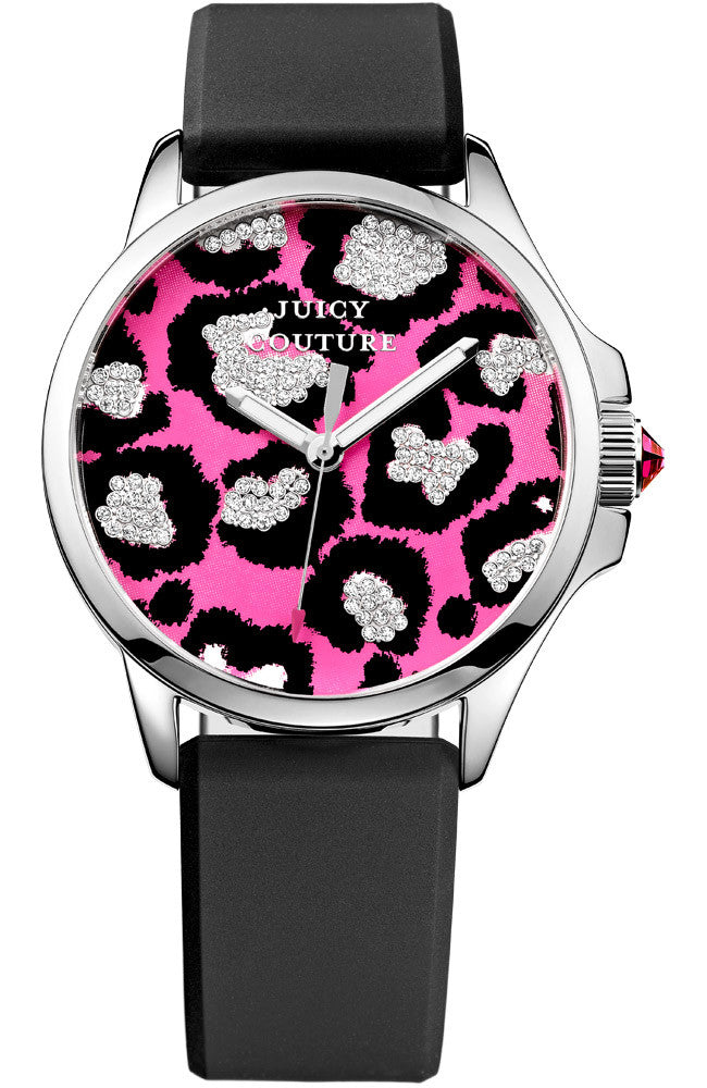 Juicy Couture Jetsetter Quartz 1901096 Watch (New with Tags)