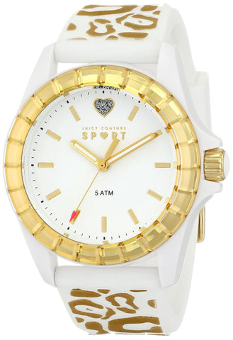 Juicy Couture Sport Analog Quartz 1901136 Watch (New with Tags)