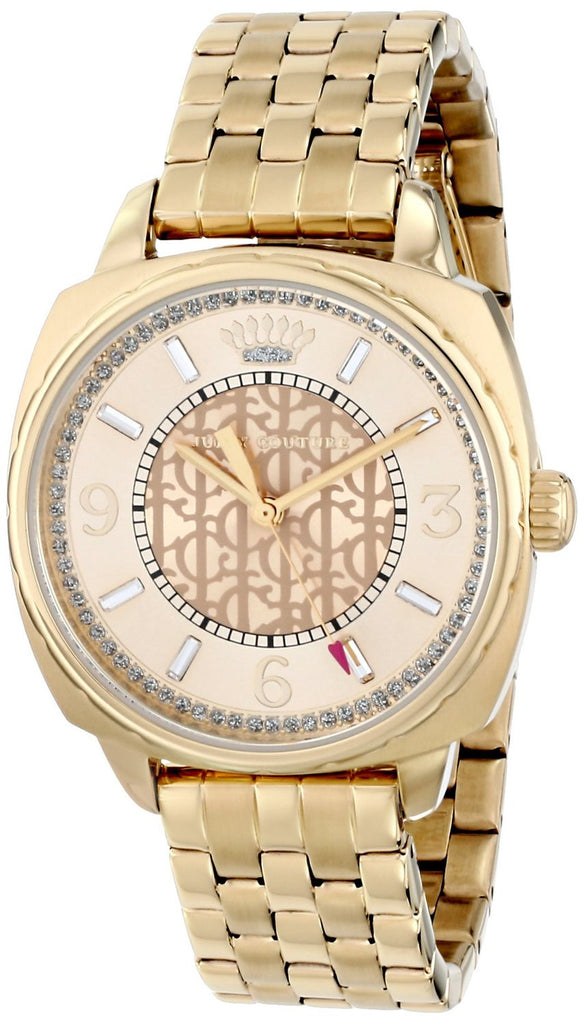 Juicy Couture Beau Analaog Quartz 1901175 Watch (New with Tags)