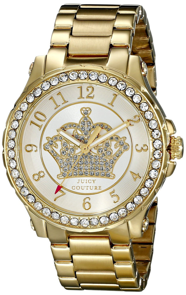 Juicy Couture Pedigree Quartz 1901232 Watch (New with Tags)