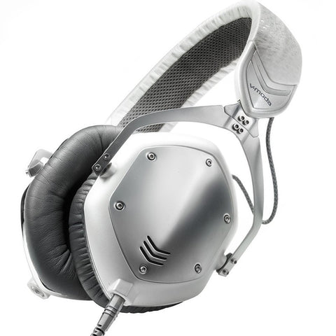 V-Moda Crossfade M-100 Over-Ear Headphone White Silver