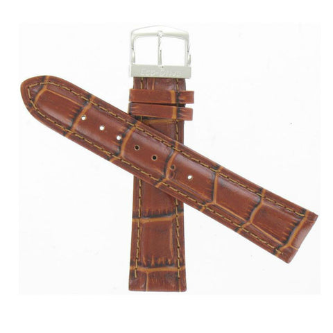 Citizen 59-S50331 Leather Watch Band (Brown)
