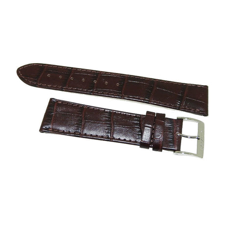 Citizen 59-S52172 (59-S52407) Leather Watch Band (Brown)