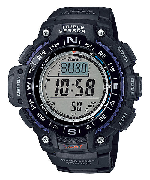 Casio Outgear SGW1000-1A Watch (New with Tags)
