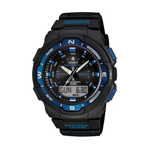 Casio Illuminator SGW500H-2BVER Watch (New with Tags)