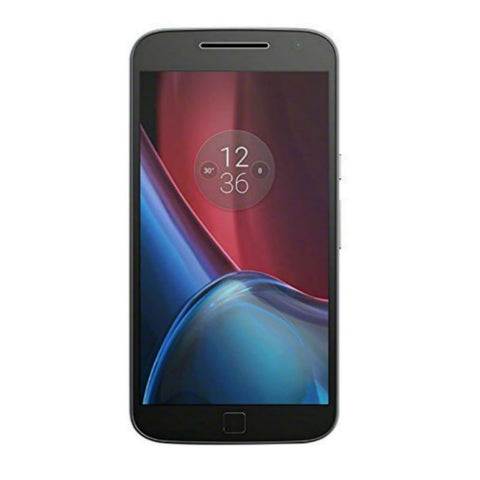 Motorola Moto G4 Plus Dual 16GB 4G LTE Black (XT1642) Unlocked