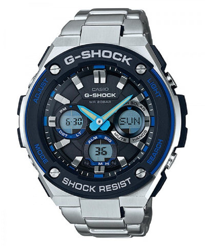 Casio G-Shock G-Steel GST-S100D-1A2 Watch (New with Tags)