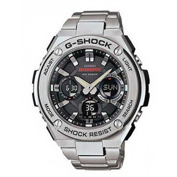 Casio G-Shock G-Steel GST-S110D-1A Watch (New with Tags)