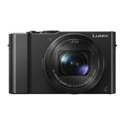 Panasonic Lumix DMC-LX10 Black Digital Camera