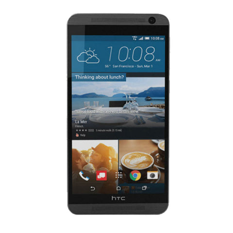 HTC One E9+ Dual 32GB 4G LTE Meteor Grey Unlocked