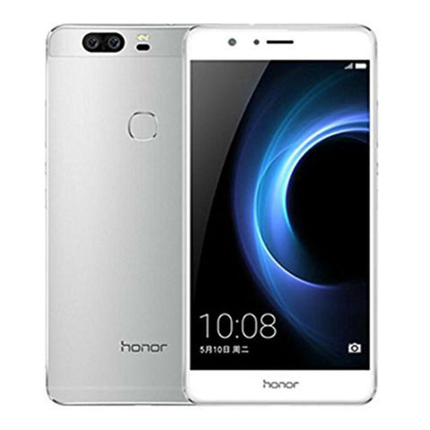 Huawei Honor V8 32GB 4G LTE Silver (KNT-UL10) Unlocked (CN Version)