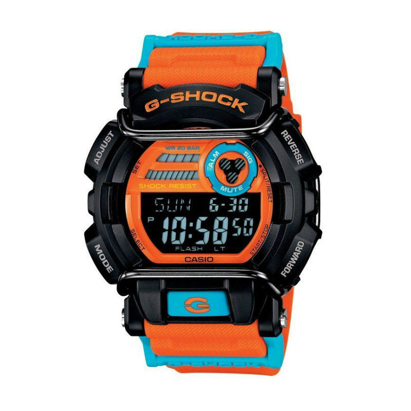Casio G-Shock Digital GD-400DN-4 Watch (New with Tags)