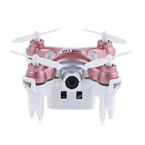 Cheerson Mini FPV CX-10WD-TX Quadcopter with Barometer (Pink)