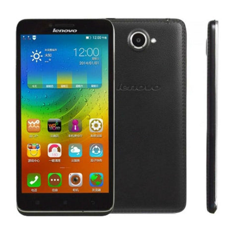 Lenovo A616 Dual 4GB 4G LTE Black Unlocked